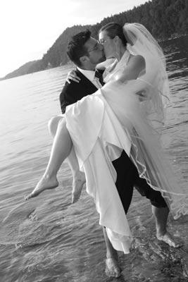 Montague Harbor Park Wedding Photos