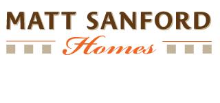 Matt Sanford Homes Logo