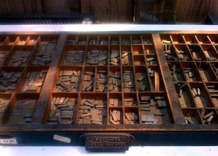 A Type Drawer